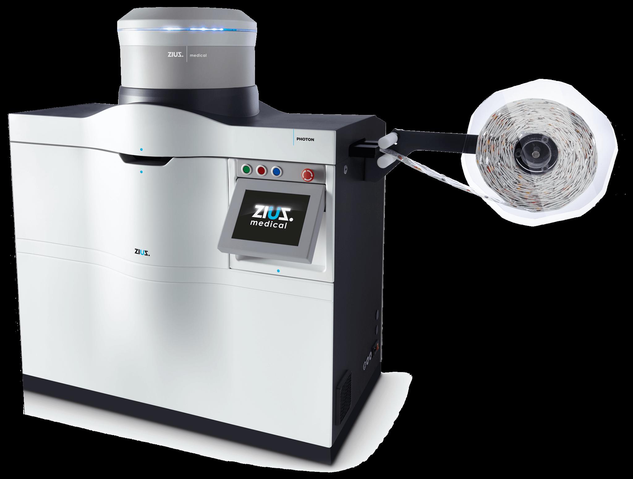 ZiuZ Photon - Medication dispensing checking device